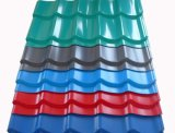 De gegalvaniseerde Kleur bedekte de GolfBladen van het Dakwerk van het Staal met een laag