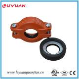 Constructeur professionnel des garnitures Grooved de couplage et de pipe avec FM UL/ULC