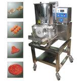 Machine Flouring de Preduster de fruits de mer de volaille de viande de grande capacité