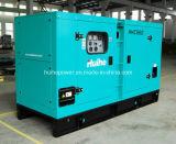 250kVA de diesel Reeks van de Generator van Stil Type