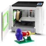 2017 stampante da tavolino di vendita calda dello schermo 3D dell'affissione a cristalli liquidi di PLA di minuto di Fdm Digital del modello nuovo