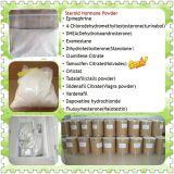 Citrate blanc de Clomid Clomifene de poudre de citrate de clomifène (numéro 50-41-9 de CAS)