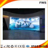 Visualizzazione di LED dell'interno del passo di HD P1.5625 Gaomi piccola