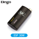 2015 Mod 30W Esp는 갈망한다 Adjustable Wattage (1900mAh)를 가진 Box