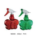 Bottiglia di plastica dello spruzzatore di innesco per pulizia della famiglia (NB383)
