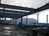 プレハブの金属格納庫の小屋の維持および修理プラント