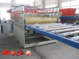 Línea de producción de lámina de PVC