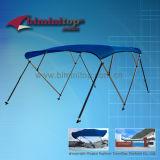 Impermeabilizar la cubierta superior de Bimini de 4 arcos