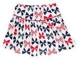 Les archets patriotique Imprimer jupe Robe de fille Kid's Kids' robe d'usure