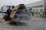 Bto-22 Type de fil du rasoir/rasoir sur le fil de fer barbelé le grillage de séparation/bobine de fil du rasoir