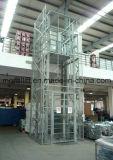 Plataforma de Elevação Hidráulico de Elevação de Carga Vertical