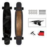 Groothandel aangepaste Houten Chinese esdoorn blanco Longboard Skateboard Deck