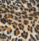 Heißer Verkauf gedrucktes Samt-Gewebe für Sofa mit unterschiedlichem Muster