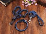Собака любимчика Leash&Collar&Harness джинсыов прочная (KC0027)