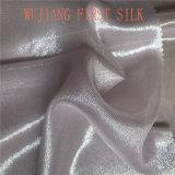 Tela misturada de seda de Lurex, tela Chiffon de seda de Lurex, tela de seda do jacquard de Lurex