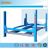 4-Post Car Lift for Packing Service