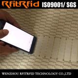 Ntag inalterable modificado para requisitos particulares 213/215 etiqueta de NFC para el teléfono androide