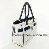 Modische stilvolle Großhandelsfrauen PU-Schlange-Handtaschen (NMDK-052504)