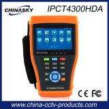 "4.3 "" IP, Ahd, Tvi, Cvi Camera's alle-in-Één Meetapparaat van kabeltelevisie (IPCT4300HAD)"