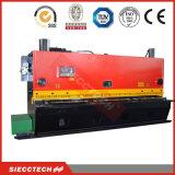 De hydraulische Guillotine die van de Plaat van het Metaal Scherende Machine Machine/CNC scheren