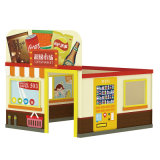 High Density Board Crianças Play House Toy