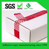 Total de transferencia de alta calidad con cinta de seguridad vacío abierto Imprimir