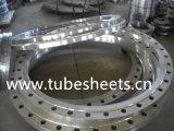 CNC, der geschmiedeten grossen Ring-Flansch maschinell bearbeitet