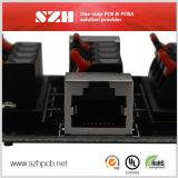 Approvisionnement SMT de composants et système d'alarme PCBA d'incendie d'Assemblée