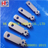 Perni d'ottone del contatto elettrico dell'UL di Pin del contatto elettrico del rifornimento (HS-EC-010)
