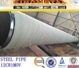 12Cr1MOV/T11/T22/P11/P12/ Tubo de ligas de aço