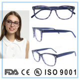 Acetaat de van uitstekende kwaliteit Optische Eyewear van de Oogglazen van de Ontwerper