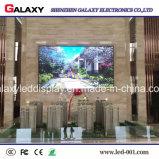 Instalación fija al aire libre en el interior de la publicidad de coches Panel LED/firmar/Cartelera/Pantalla/Videowall para el alquiler de Espectáculo P2/P2.5p3/P4/P5/P6