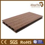 Decking de madeira composto novo da cor da mistura do Decking