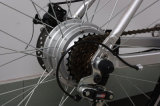 Vélo électrique de montagne gentille et bon marché avec la vente chaude de suspension