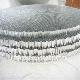 Aluminium d'âme en nid d'abeilles pour le panneau solaire Using (HR813)