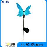 광섬유 태양 나비 지팡이 빛