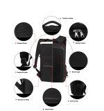 sac Yf-Pb2808 de sac à dos de sacoche pour ordinateur portable de sac d'école de la mode 2017new