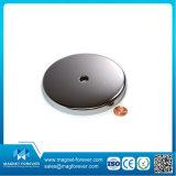Nach Maß Platte magnetischer NdFeB Magnet