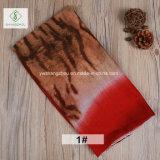 Neuester gedruckter Schal der Form-2017 der Dame-Viscose Scarf Gradient Tiger