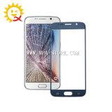 Lente S6 de vidro dianteira exterior para Samsung G920
