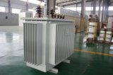 Hecho en China el transformador inmerso en aceite de la corriente eléctrica de 3 fases