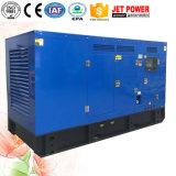 generador diesel silencioso 90kVA con el sistema de transferencia automático de Cummins del motor
