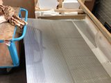 Evaporatore dell'obbligazione del rullo di alluminio per la piscina solare del riscaldatore di acqua