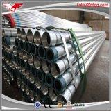 Tubo d'acciaio galvanizzato Z275 con il tubo di Cap/Gi