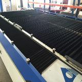 CNC Machine van de Gravure van de Laser van de Vezel van het Vlakke Blad van het Metaal van de Stof de Scherpe