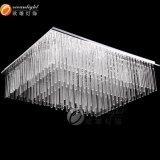Moderne Leuchter-Kristalldecken-Lampen-dekorative Glasdecken-Lampe Om77078