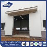 Retraits d'entrepôt de structure métallique construction d'entrepôt de 1000 mètres carrés