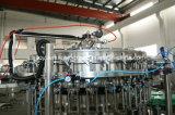 Lleno de gas de la línea de llenado automático de beber bebidas máquina de procesamiento