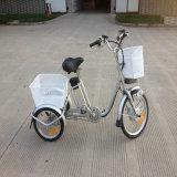 دحرج [هيغقوليتي] [بدلك] ثلاثة درّاجة ثلاثية كهربائيّة