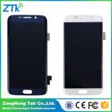 Оптовый агрегат экрана LCD для индикации края галактики S6 Samsung